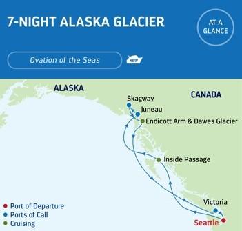 Xscapers Alaska Cruise 2