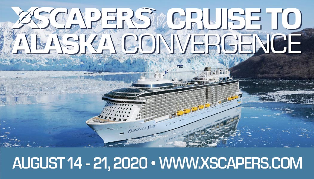 Xscapers Alaska Cruise 3