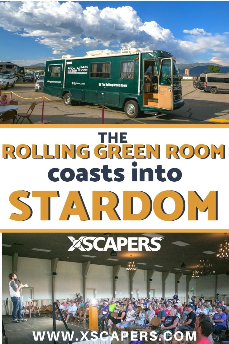 The Rolling Green Room Coasts Into Stardom 5