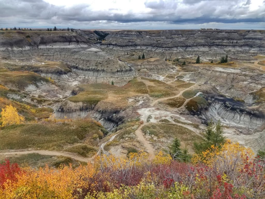RVing in Alberta, Canada: Alberta Beyond the Rockies 1