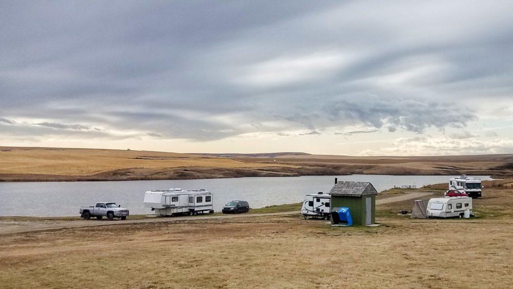 RVing in Alberta, Canada: Alberta Beyond the Rockies 7