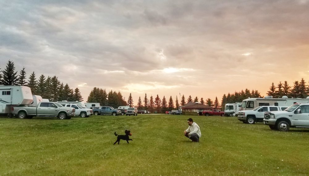 RVing in Alberta, Canada: Alberta Beyond the Rockies 9