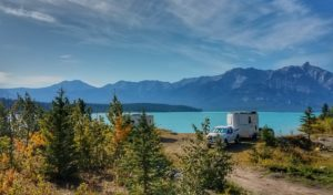 RVing in Alberta, Canada: Alberta Beyond the Rockies 1