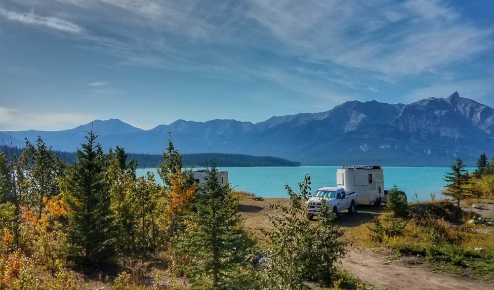 RVing in Alberta, Canada: Alberta Beyond the Rockies 4
