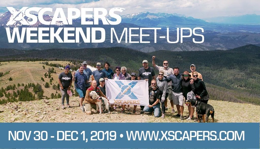Xscapers Meetup Weekend 4