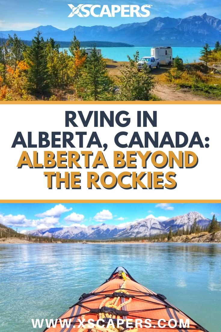 RVing in Alberta, Canada: Alberta Beyond the Rockies 11