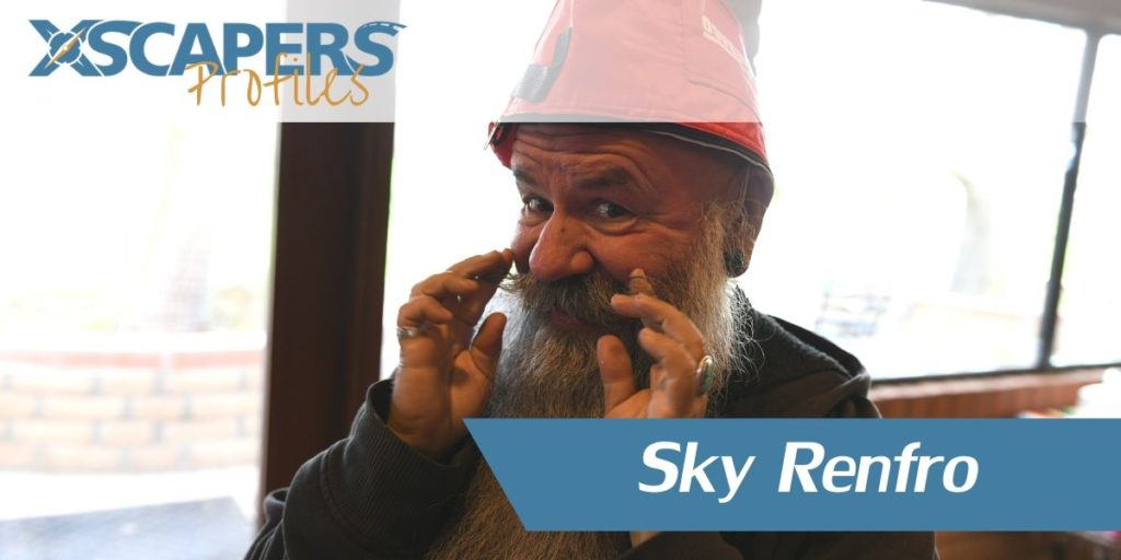 Xscapers Profiles - Sky Renfro 1
