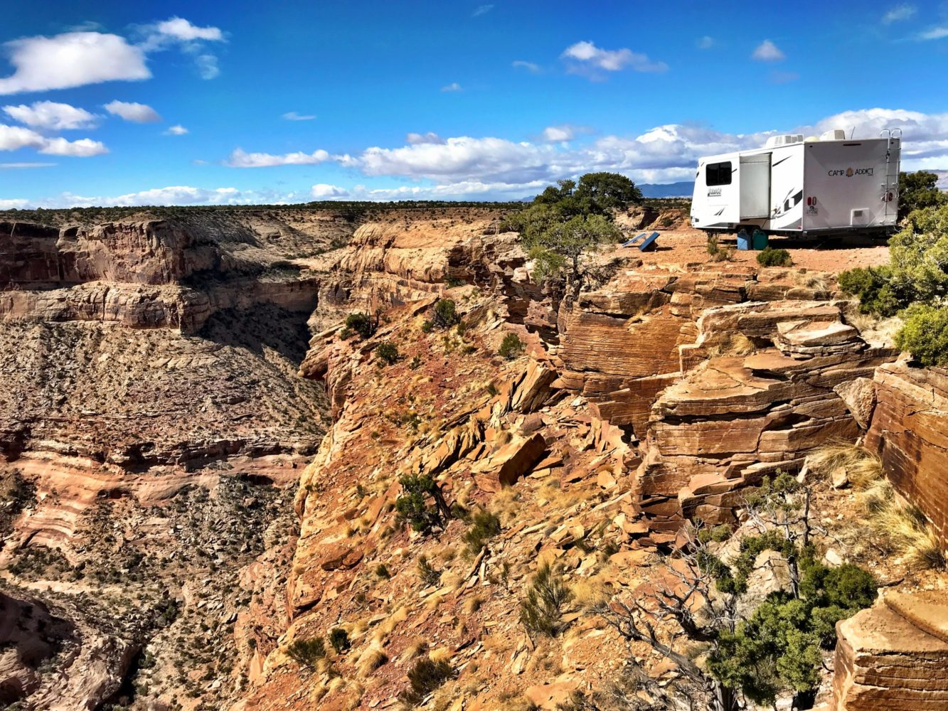 Finding Great Boondocking Spots 2