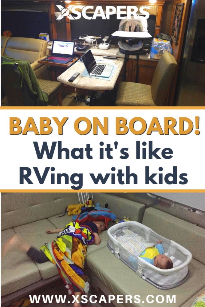 Baby on Board: RVing with Kids 5