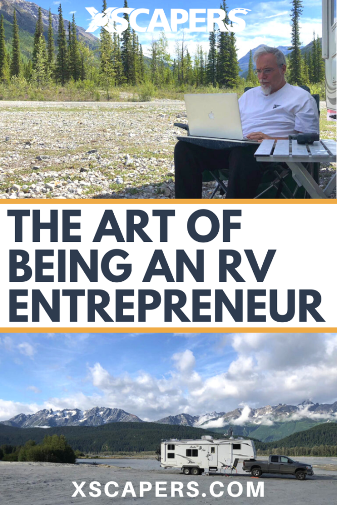 Zen and the Art of Being a RV Entrepreneur 5