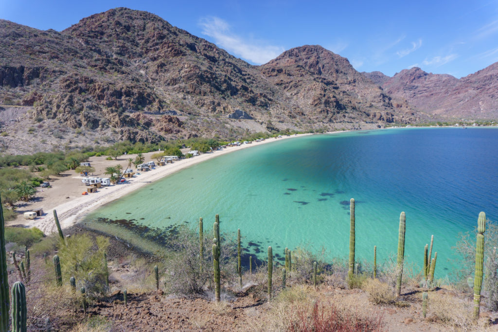 Exploring Baja Beyond Convergences 2