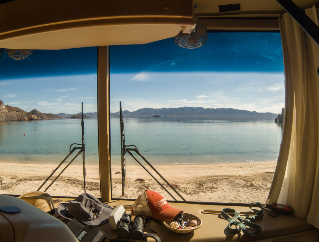 Exploring Baja Beyond Convergences 1