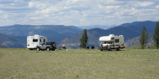 Protecting Our Public Lands: Escapees RV Club's RVers Boondocking Policy 55
