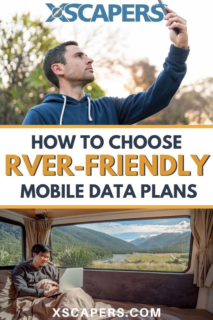 Choosing RVer-Friendly Mobile Cellular Data Plans 1