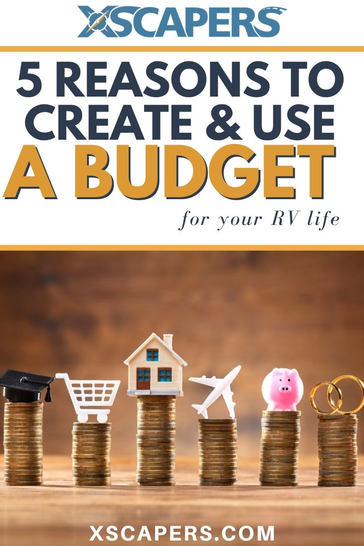 5 Reasons to Create and Use a Budget 2