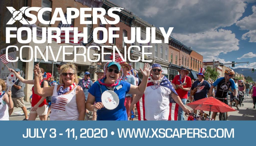 Xscapers Fourth of July