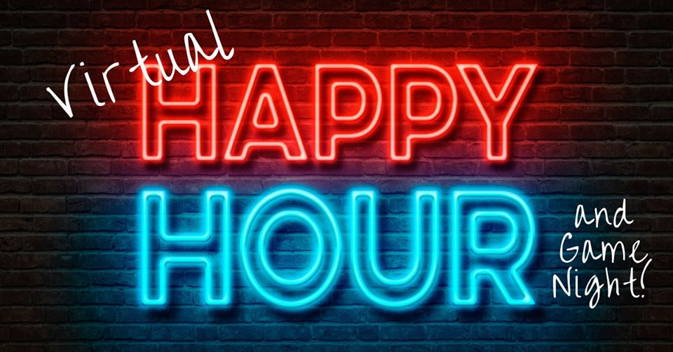 Virtual Happy Hour 8