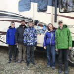 Meet the Waltermires, an Inspiring Full-time RVing Family 5