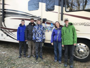A Full-Time RVing Family 1