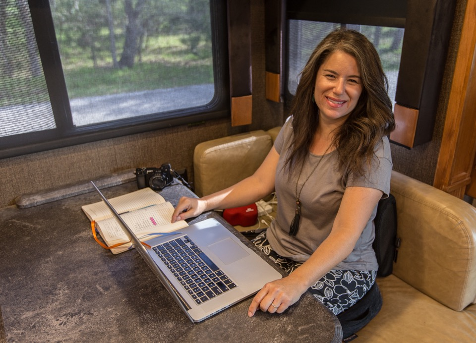Working Remotely As A Full-Time RVer: Advice From RVing Remote Workers 9