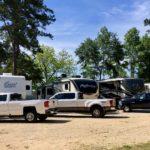 RV camping etiquette