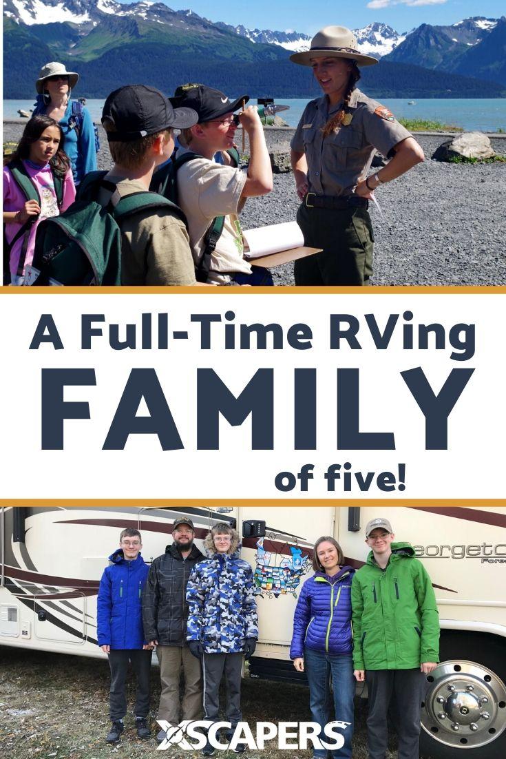 A Full-Time RVing Family 7