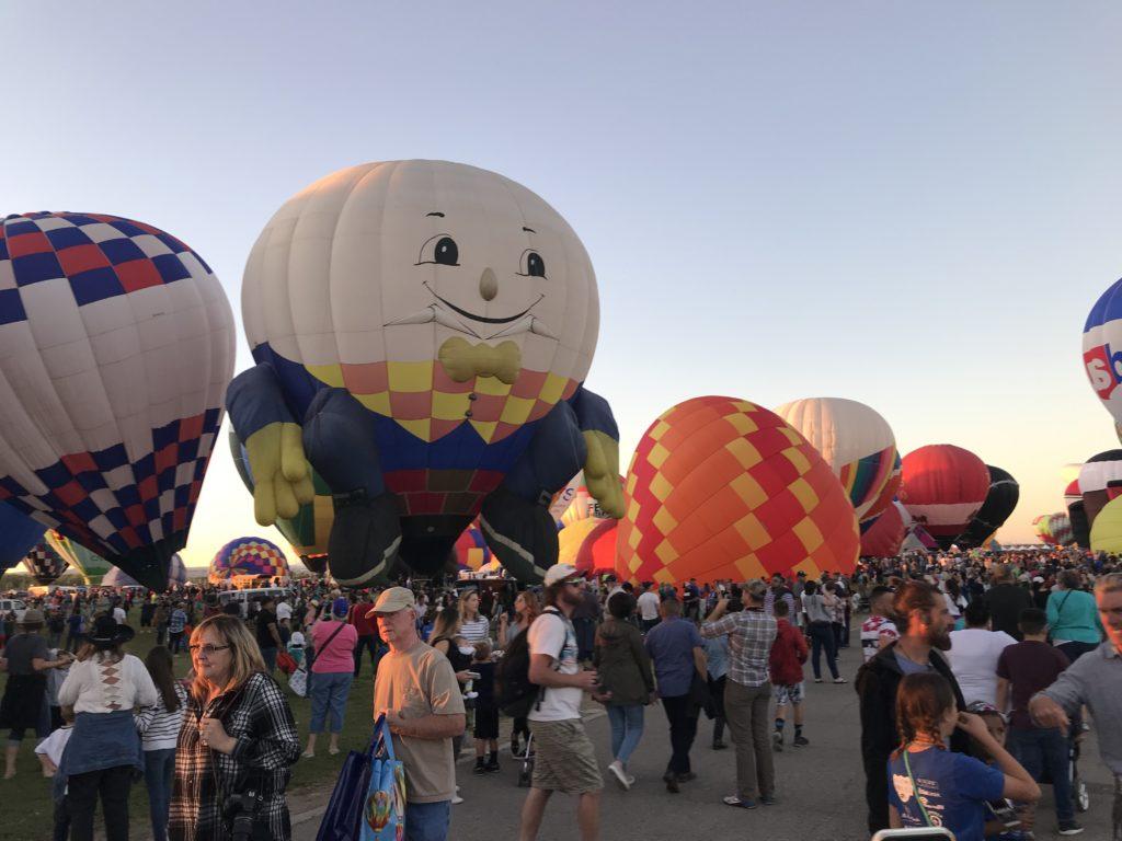 Balloon Fiesta Convergence 4