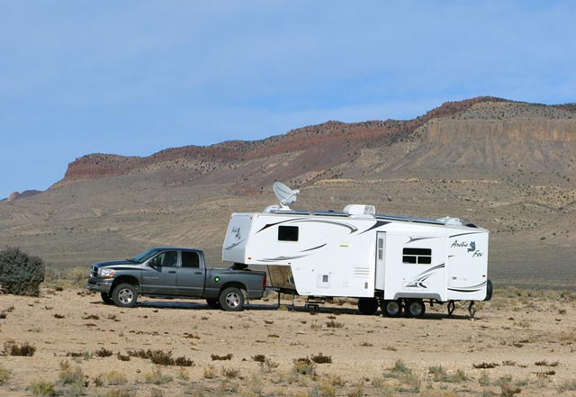 Full-Time RVers Working From The Road: Advice From RVing Remote Workers 1