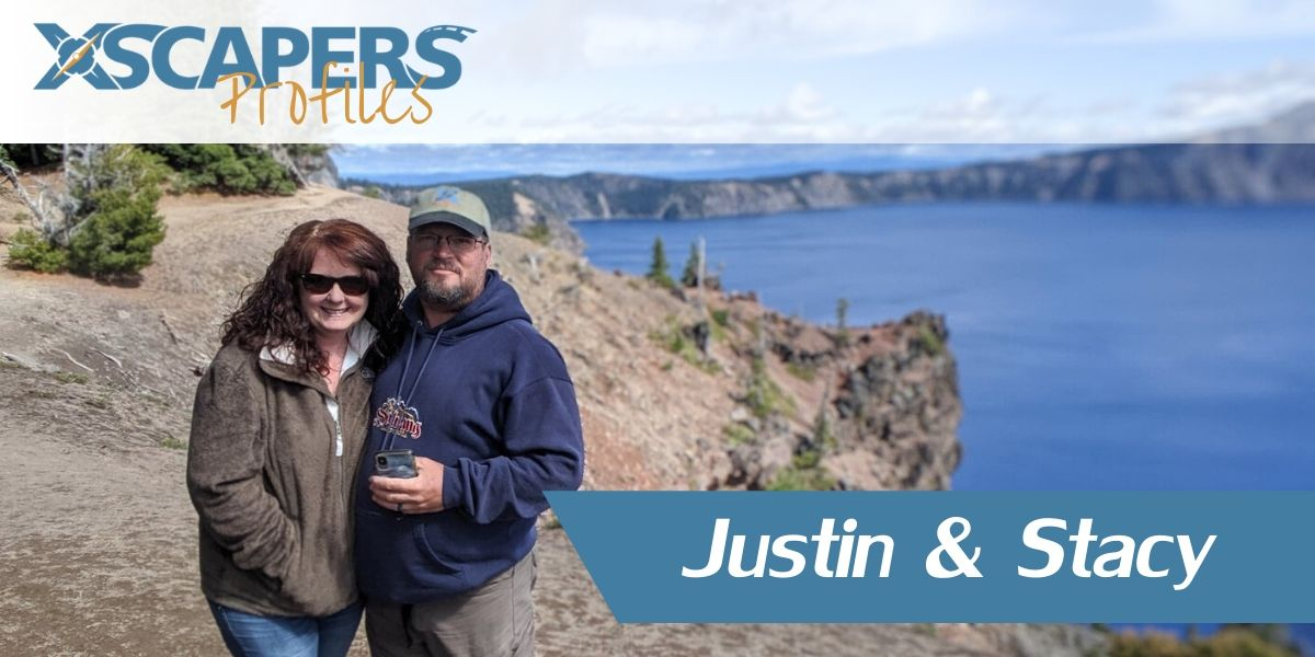 Xscapers Profiles: Stacy and Justin Ford 1