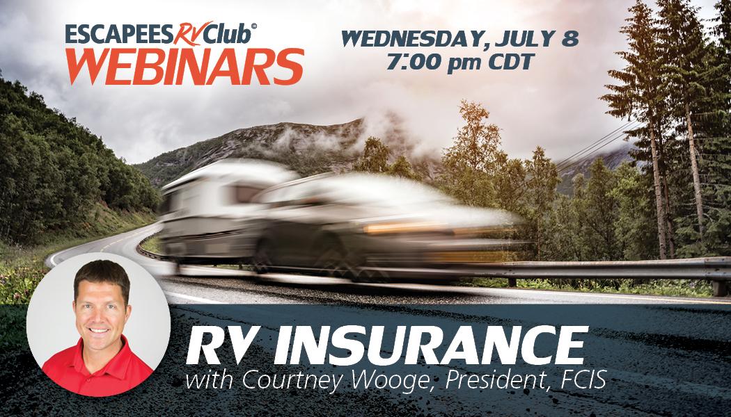 RV insurance webinar header