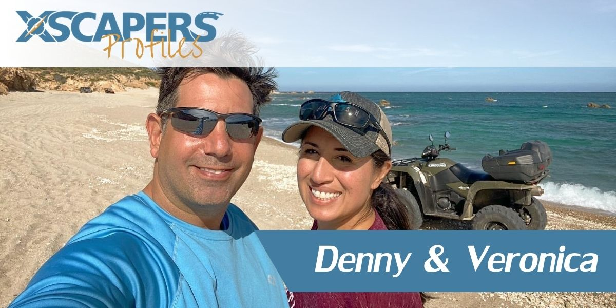 Xscapers Profiles: Denny and Veronica 3