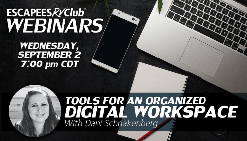 Organized Digital Workspace
