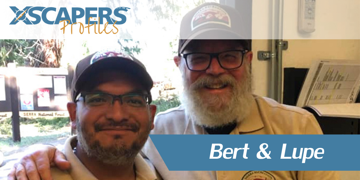 Xscapers Profiles: Bert and Lupe 11