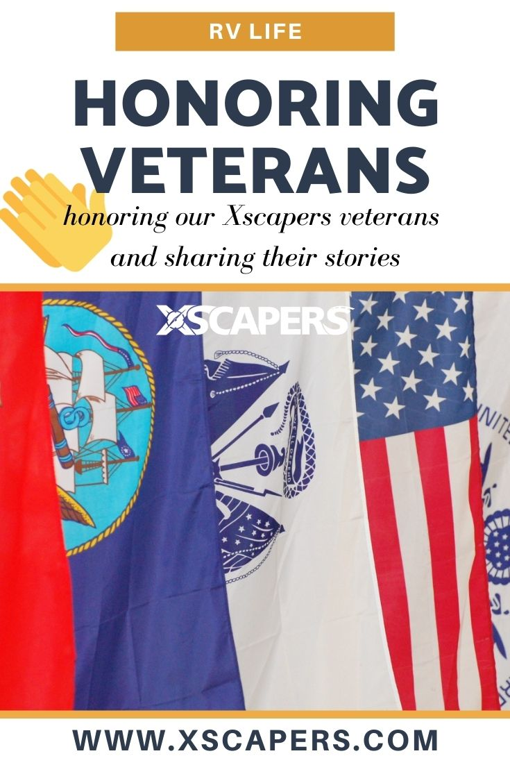 Honoring Our Xscapers Veterans 35