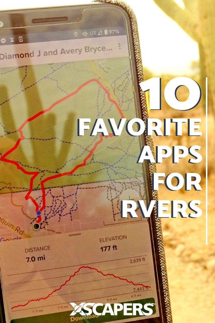 10 Favorite Apps for RVers 12
