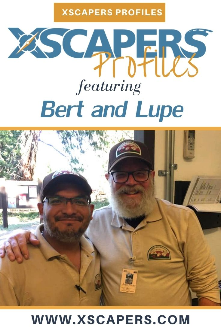 Xscapers Profiles: Bert and Lupe 15