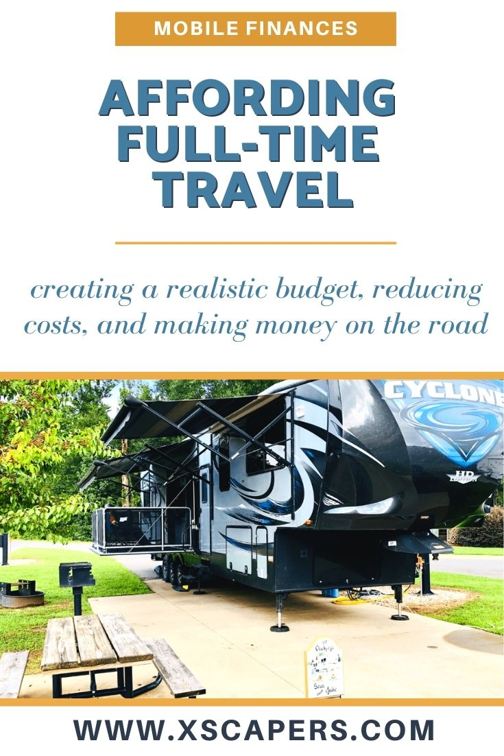 How To Afford Full-time Travel 4