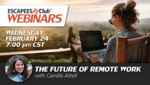 The Future of Remote Work title card
