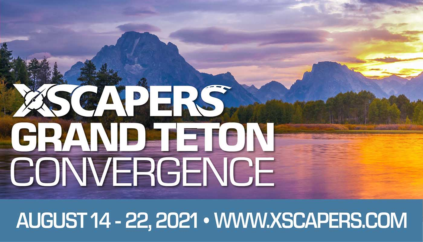 Xscapers Grand Teton Convergence