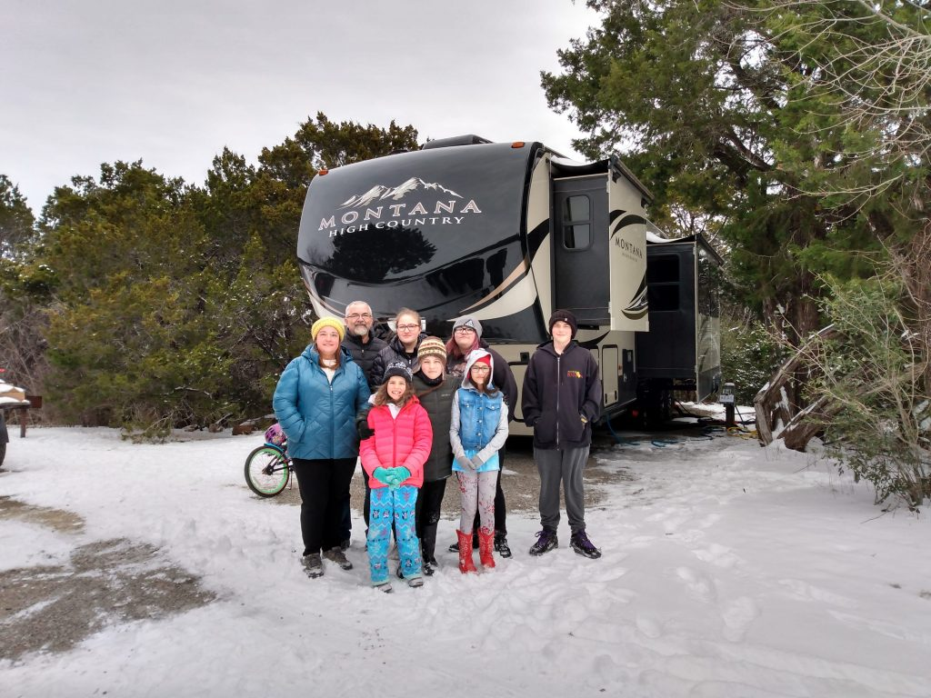 How Large Families RV, Too! 4 Examples of Thriving RVing Families 6