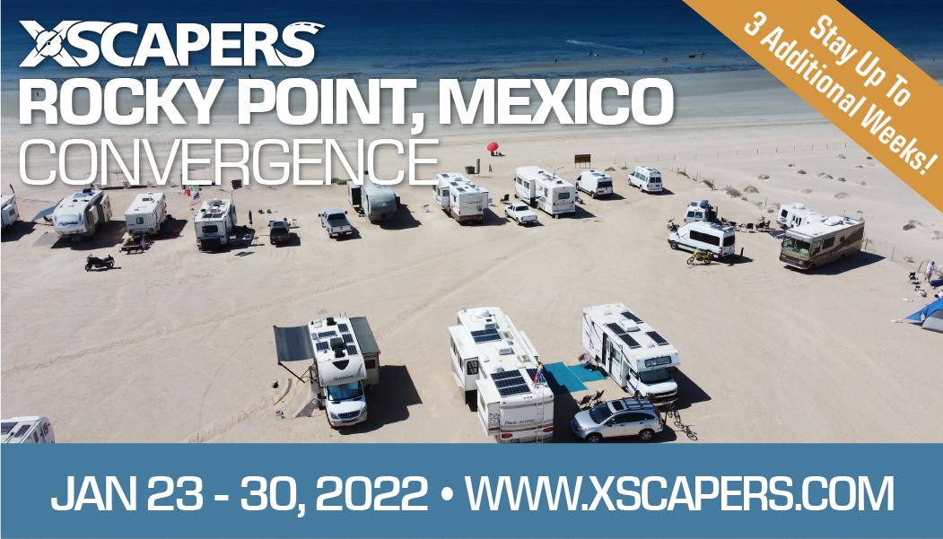 Rocky Point, Mexico 2022 Convergence 5