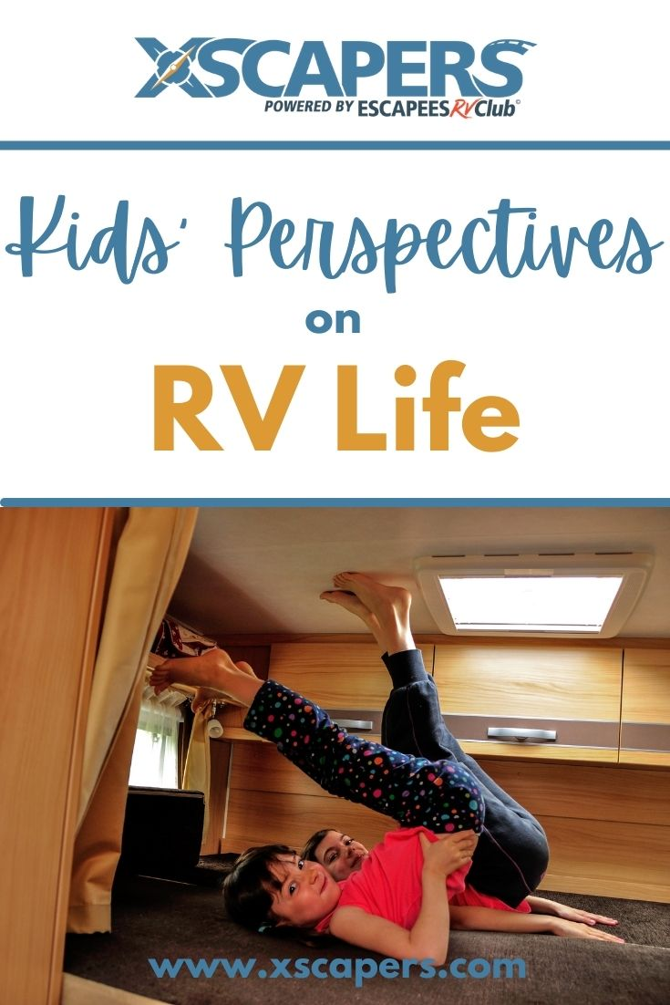 RVing Kids- RV Life from Kids' Perspective 5