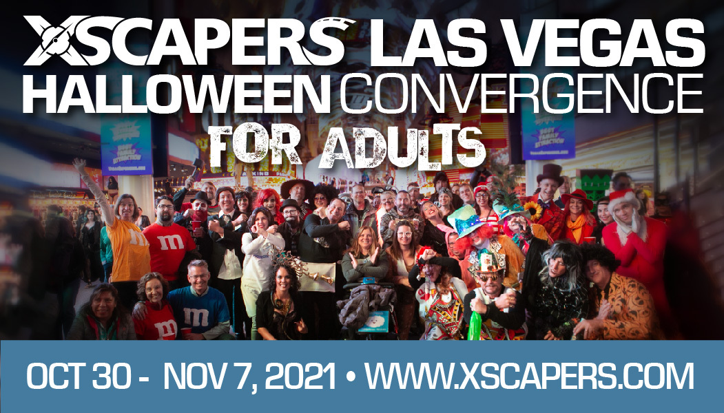 Xscapers Halloween for Adults 2021 1