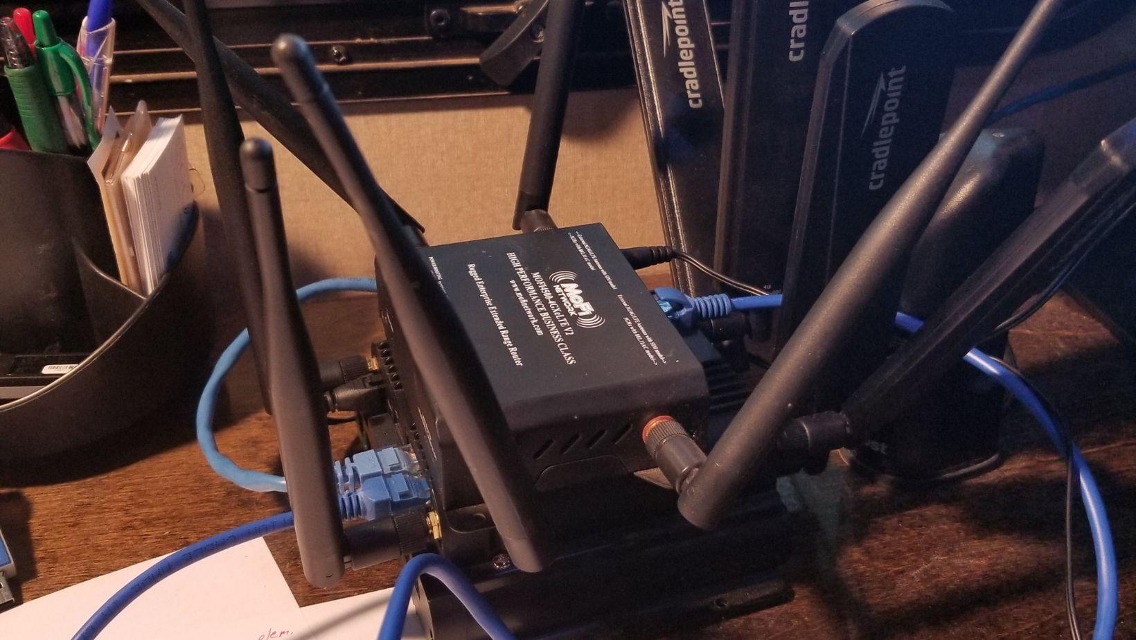 Aftermarket cellular antenna for internet for beginner RVer