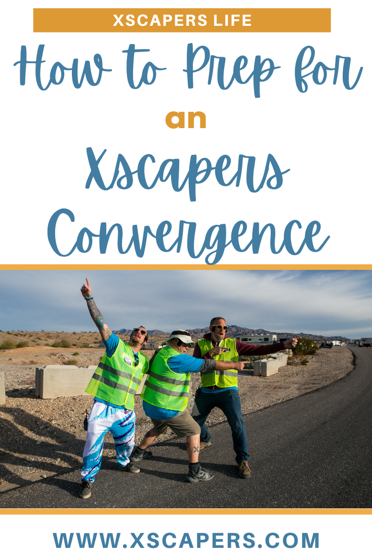 How to Prepare for an Xscapers Convergence 1