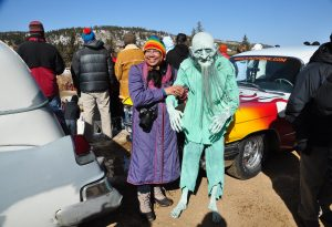 Frozen Dead Man Days is just one of many fun things RVers can do in cities across North America.