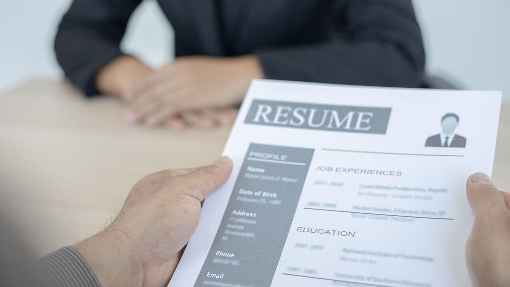 Updating your resume can help you land your dream RV job.