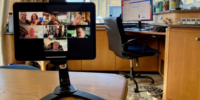 Video Conferencing While Using Mobile Internet 5